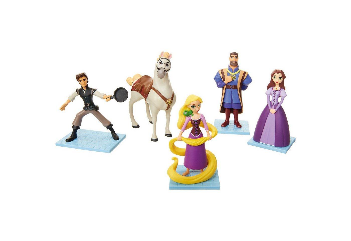 Jakks Pacific Rapunzel – Neu verföhnt Figuren Set - Preisvergleich