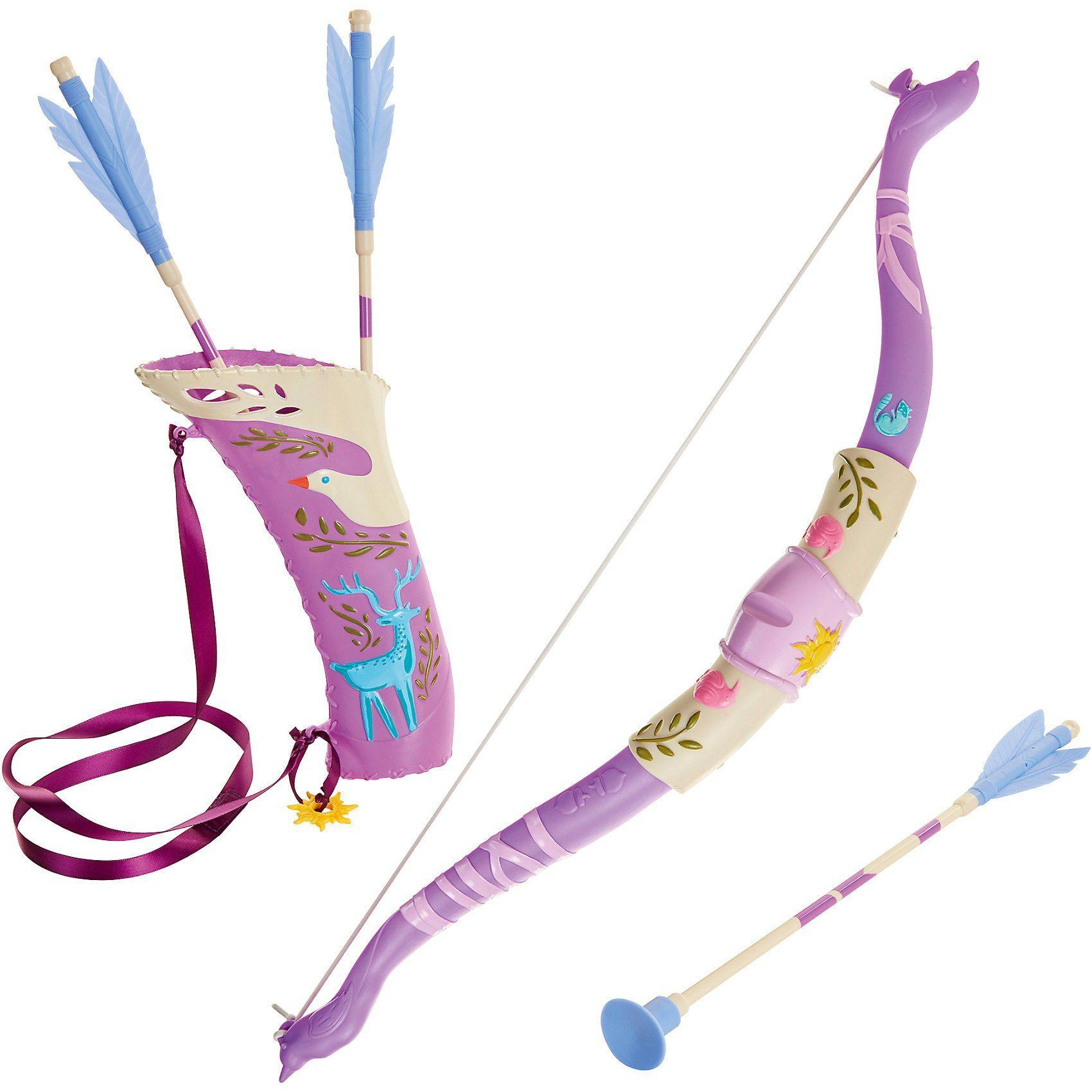 Jakks Pacific Rapunzel - Neu verföhnt Pfeil und Bogen