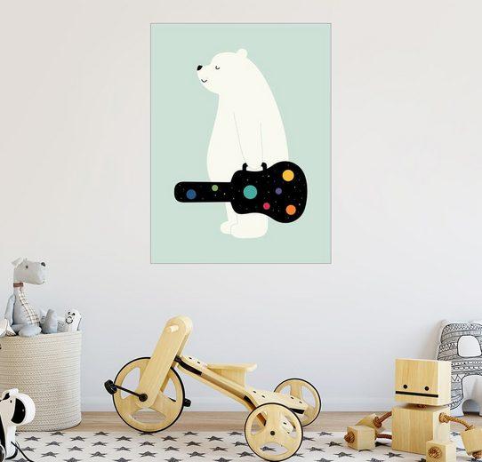 Posterlounge Wandbild - Andy Westface »verfolge deine Träume«