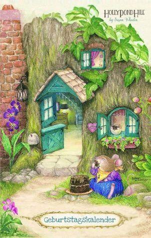 Kalender »Geburtstagskalender Holly Pond Hill«