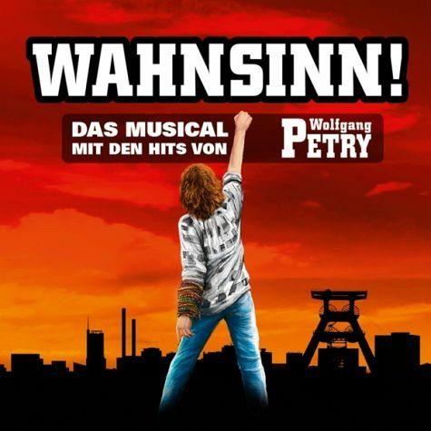 Audio CD »Wolfgang Petry: Wahnsinn-Das Musical (Xxl...«