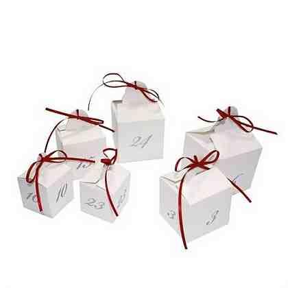 Allgemeine Handelsware »24 Adventswürfel«