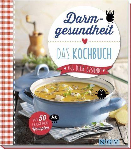 Gebundenes Buch »Darmgesundheit - Das Kochbuch«