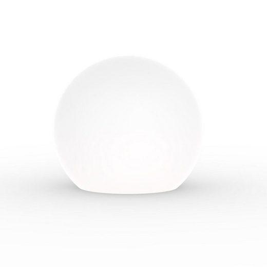 s.LUCE Aussen-Kugelleuchte »Globe+ Außenkugel Ø 50cm Weiß«