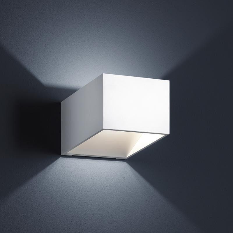 Helestra LED Wandleuchte »Miko LED-Wandleuchte 310lm Weiss«