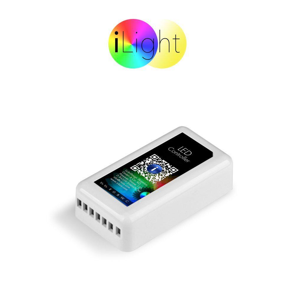 s.LUCE Leuchtenzubehör »iLight Controller für LED-Strips RGB + CCT«