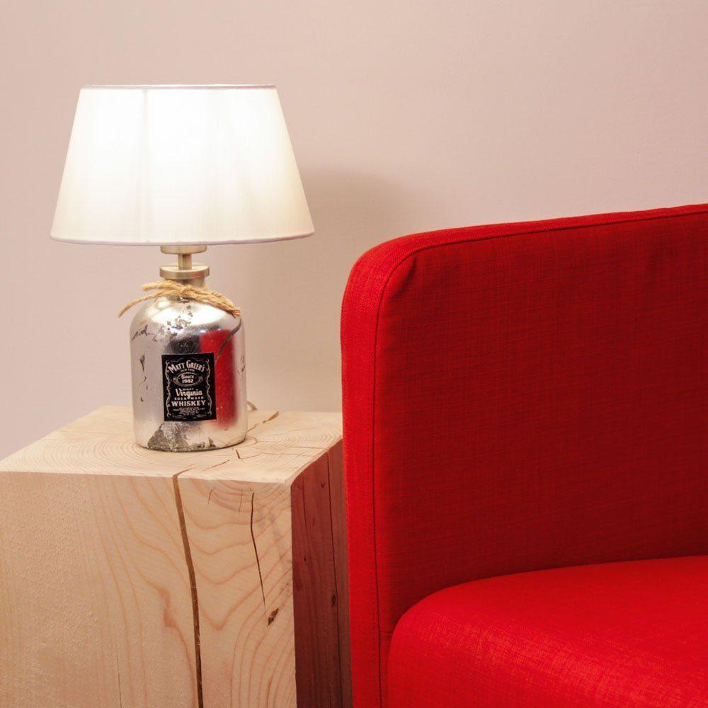 Licht-Trend Tischleuchte »Pirate2 mit Whiskey Flasche«