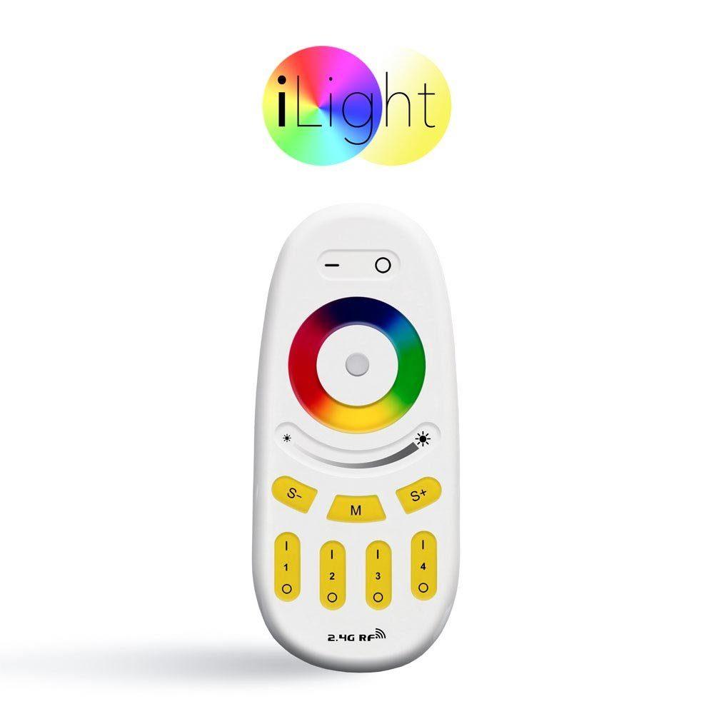 s.LUCE Leuchtenzubehör »iLight Fernbedienung RGBW«