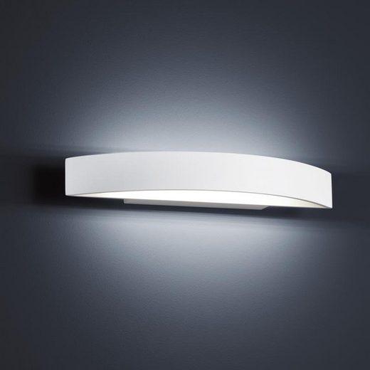 Helestra LED Wandleuchte »Yona LED Wandleuchte 37,5cmcm 1980 Lumen Weiß«