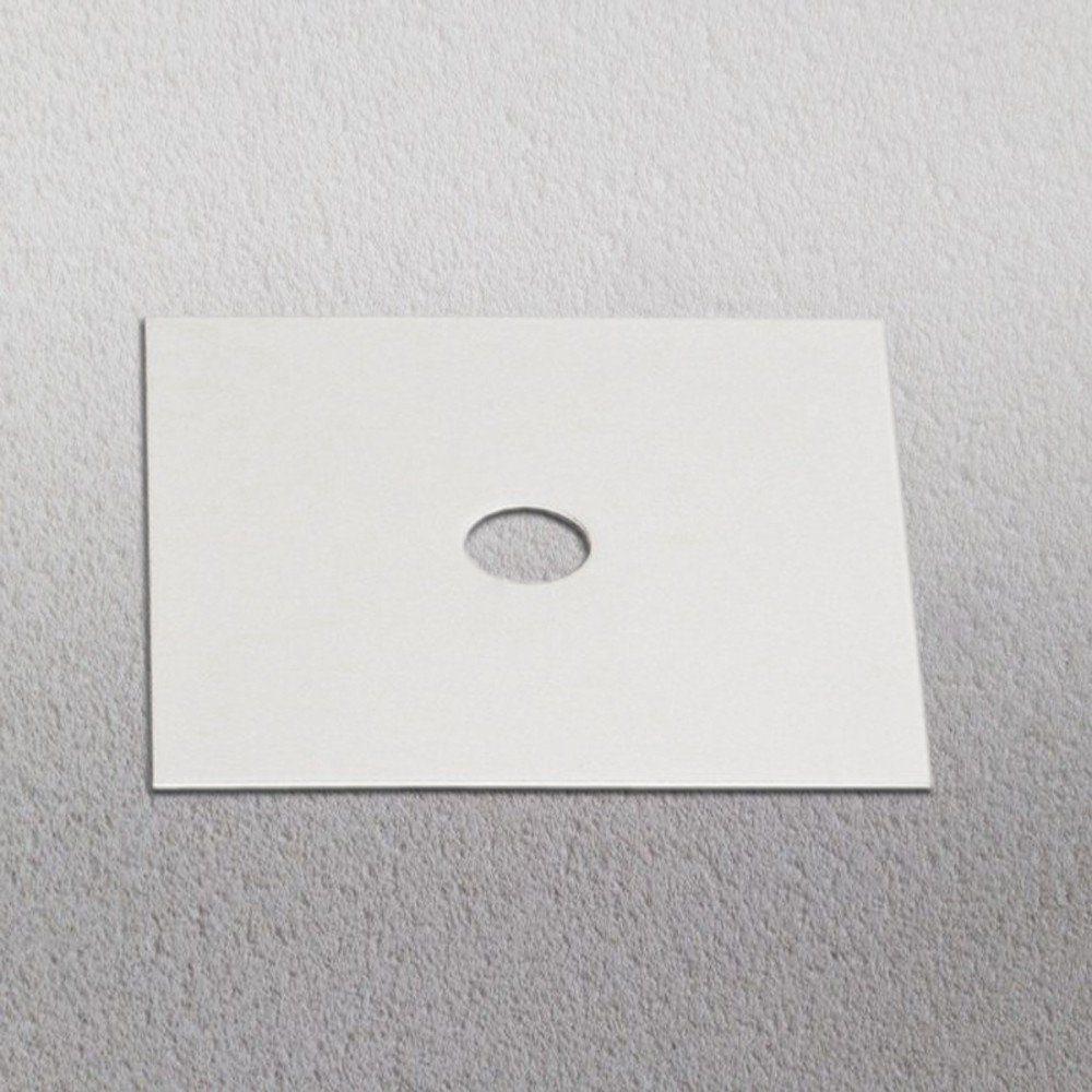 s.LUCE Leuchtenzubehör »Dekoplatte Weiss für Beam«