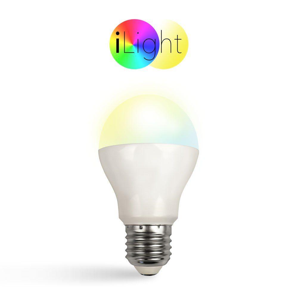 s.LUCE Leuchtmittel »iLight E27 LED 6 W CCT«