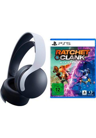 PlayStation 5 »PULSE 3D« Wireless-Headset (inkl. Rat...
