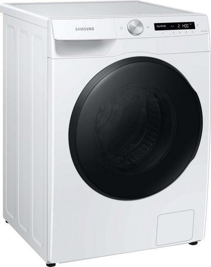 Samsung Waschtrockner WD81T534ABW, 8 kg, 5 kg, 1400 U/min, SchaumAktiv