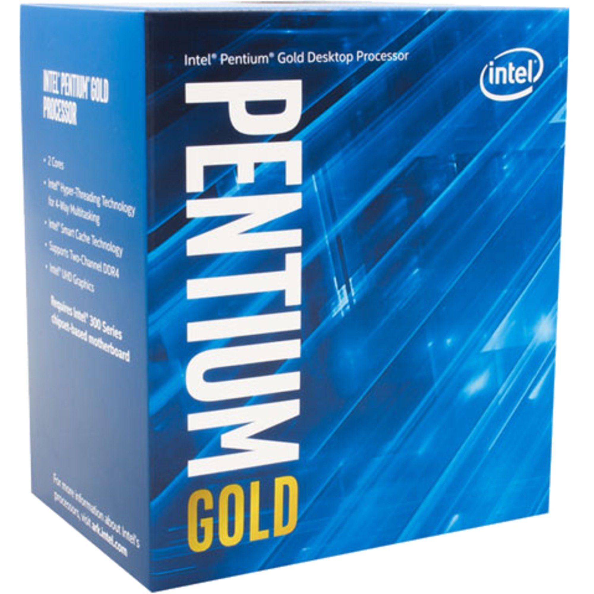 Intel® Prozessor »Pentium® Gold G5600«