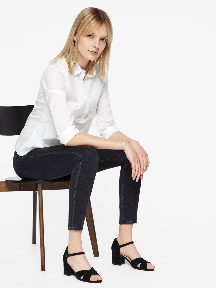 Bianco Front Cross Sandalen online kaufen  Black