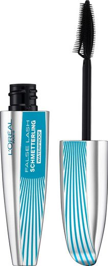 L'ORÉAL PARIS Mascara »False Lash Schmetterling Waterproof«, Mit «Cocoon-Fasern«