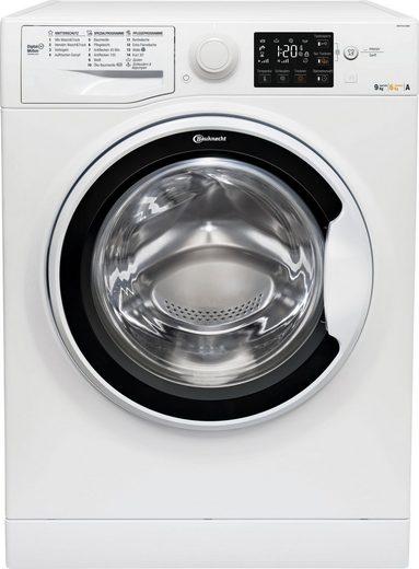 BAUKNECHT Waschtrockner WATK Pure 96G4, 9 kg, 6 kg 1400 U/min