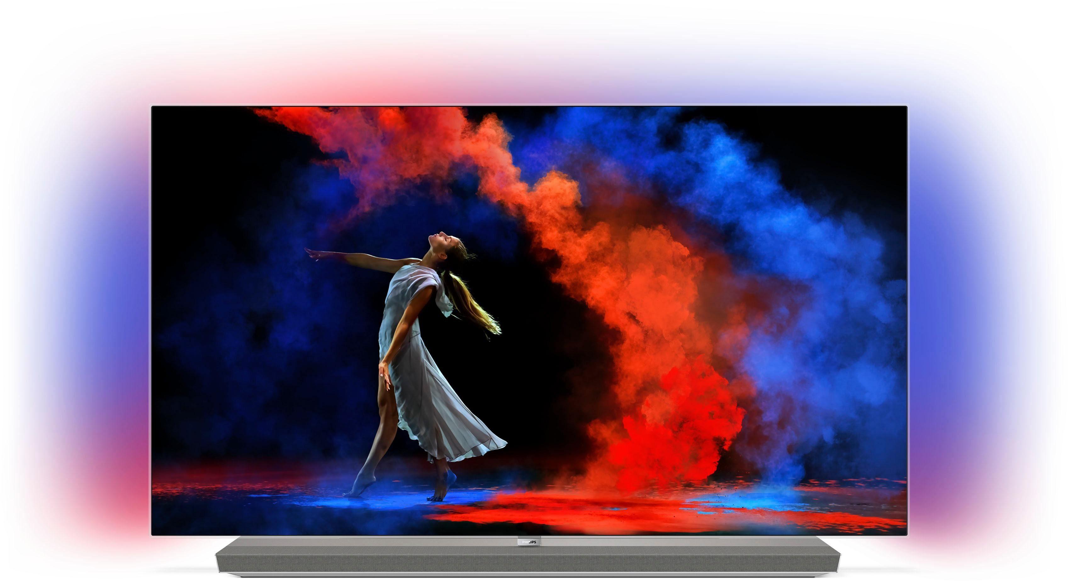 Philips 65OLED973 OLED-Fernseher (65 Zoll, 4K Ultra HD, Smart-TV)