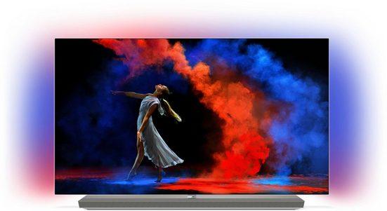 Philips 65OLED973 OLED-Fernseher (164 cm/65 Zoll, 4K Ultra HD, Smart-TV, USB-Recording)