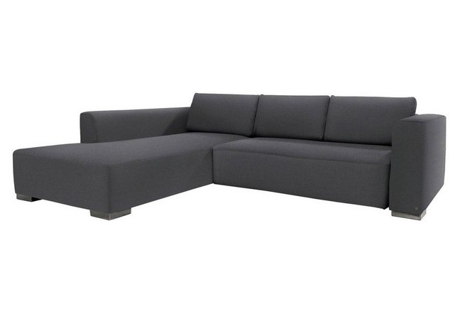 TOM TAILOR Ecksofa »HEAVEN STYLE M«, aus der COLORS COLLECTION, wahlweise mit Bettfunktion & Bettkasten | Wohnzimmer > Sofas & Couches > Ecksofas & Eckcouches | TOM TAILOR