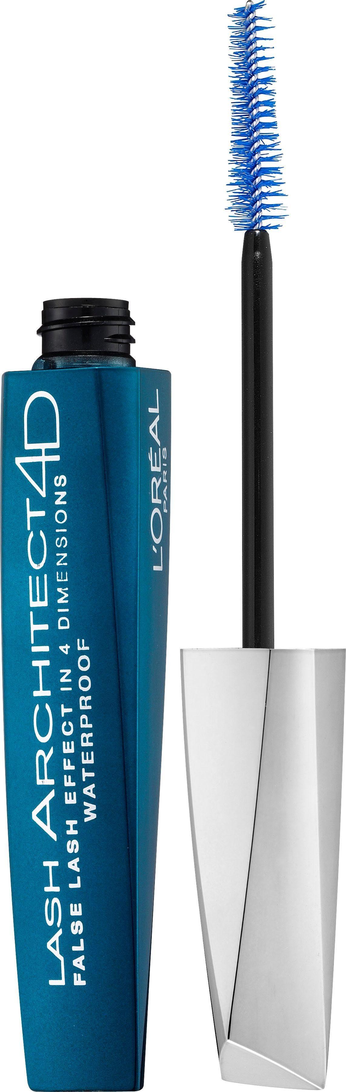 L'Oréal Paris, »Lash Architect 4D Waterproof«, Mascara