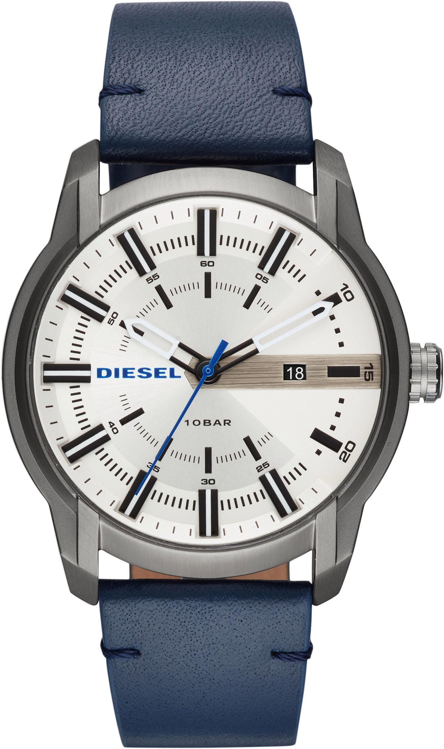 Diesel Quarzuhr »ARMBAR, DZ1866«