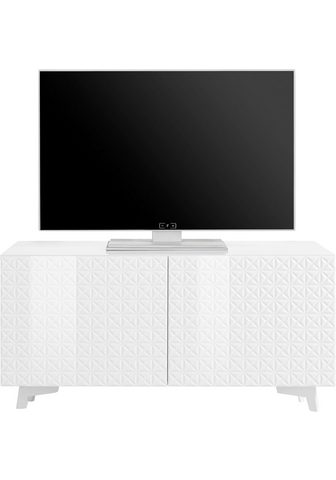 BRUNO BANANI TV staliukas »Design 5« su 3D-Fronten ...