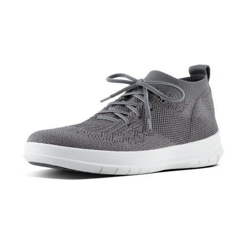 Fitflop UBERKNIT SLIP-ON HIGH TOP Sneaker kaufen  grau