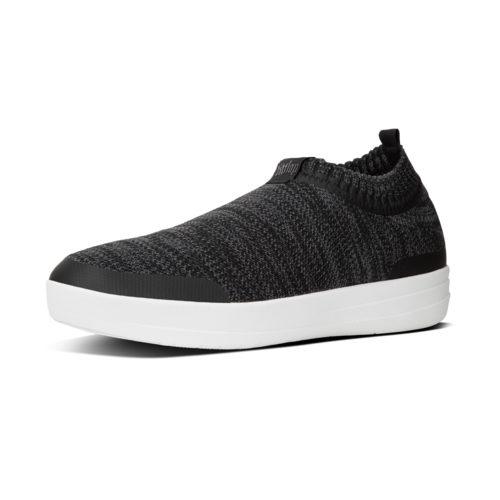 Fitflop UBERKNIT SLIP-ON Sneaker online kaufen  schwarz