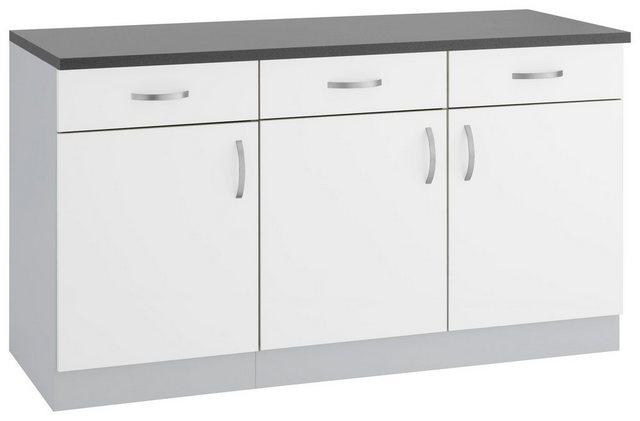 Vitrinen und Schränke - WIHO Küchen Sideboard »Amrum«, Breite 150 cm  - Onlineshop OTTO