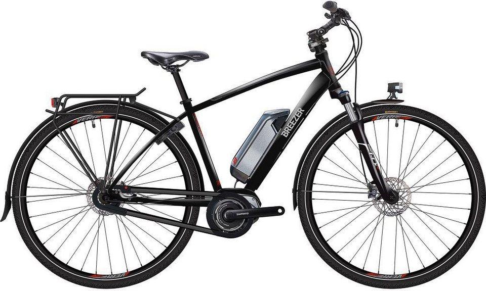 breezer bikes e bike greenway ig di2 2017 8 gang. Black Bedroom Furniture Sets. Home Design Ideas