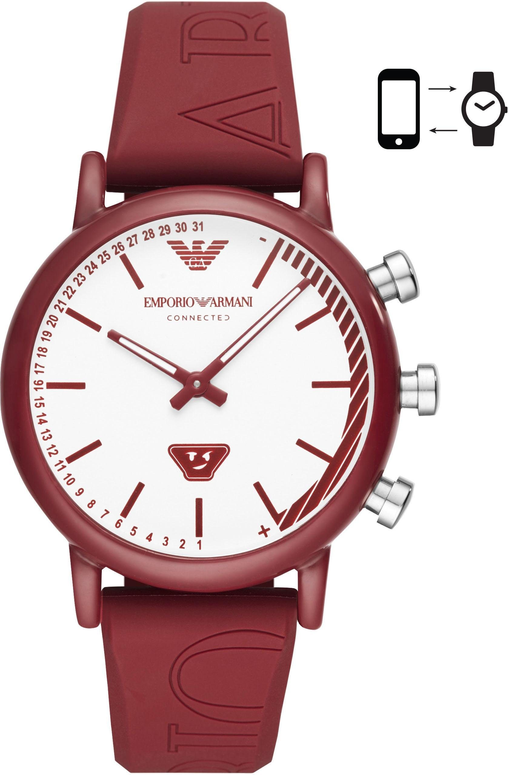 EMPORIO ARMANI CONNECTED ART3024 Smartwatch (Android Wear)