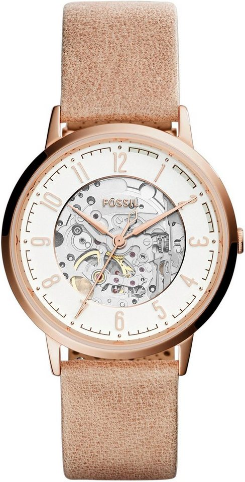 Fossil Automatikuhr »VINTAGE MUSE, ME3152« | Uhren > Automatikuhren | Fossil