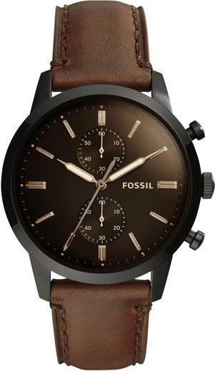 Fossil Chronograph »44MM TOWNSMAN, FS5437«