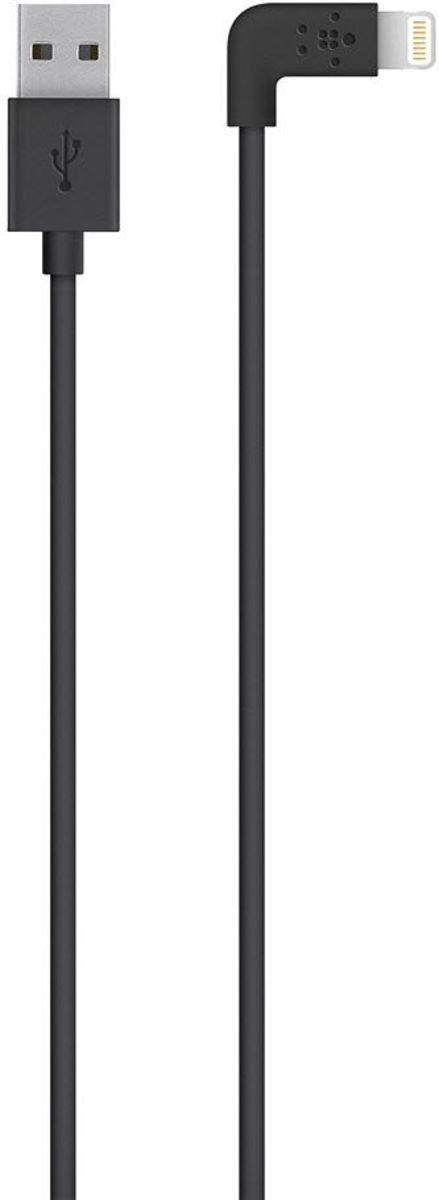 Belkin Zubehör »90 Grad abgewink. Lightning Lade/Sync Kabel, 1,2 m«