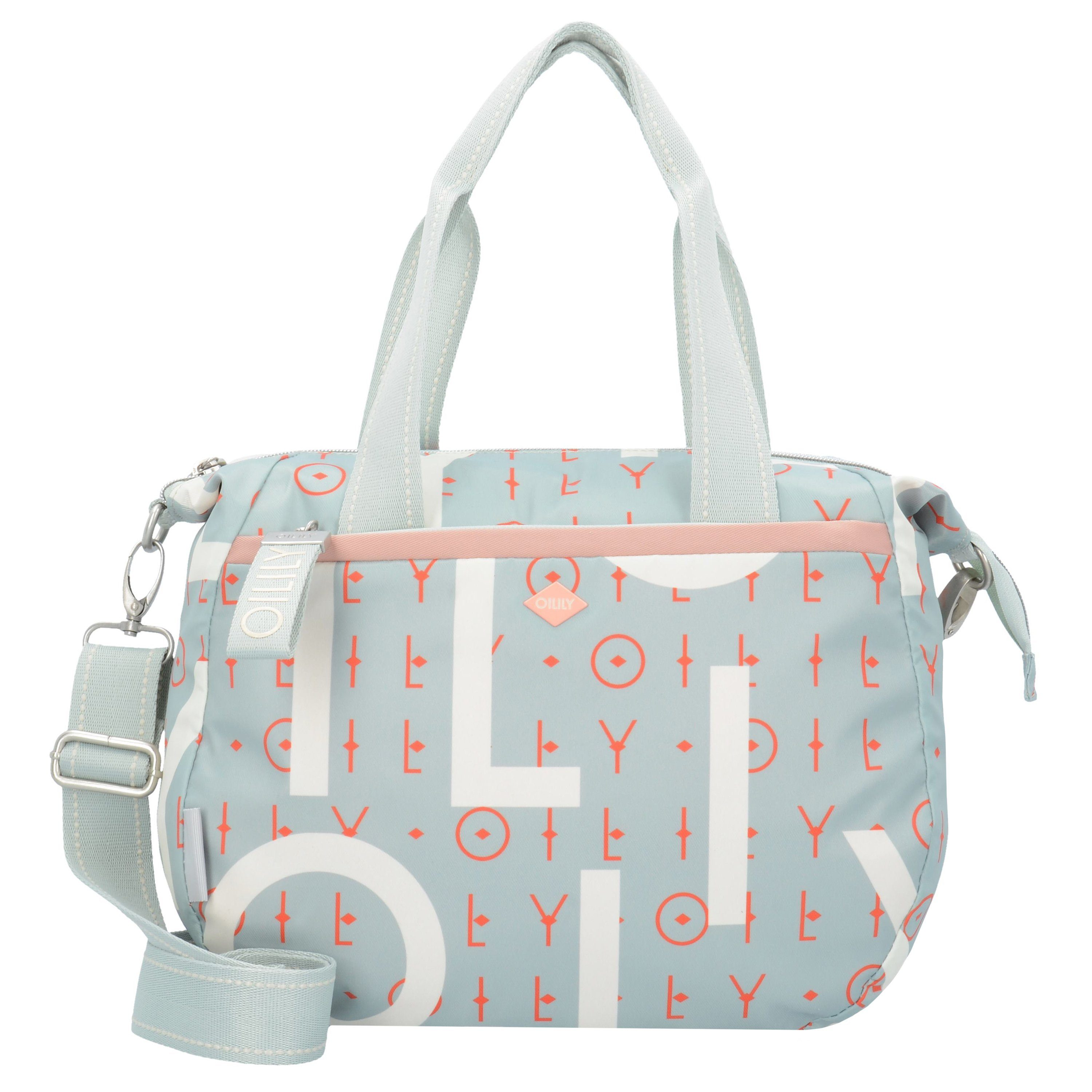 Oilily Groovy Letters Handtasche 26 cm