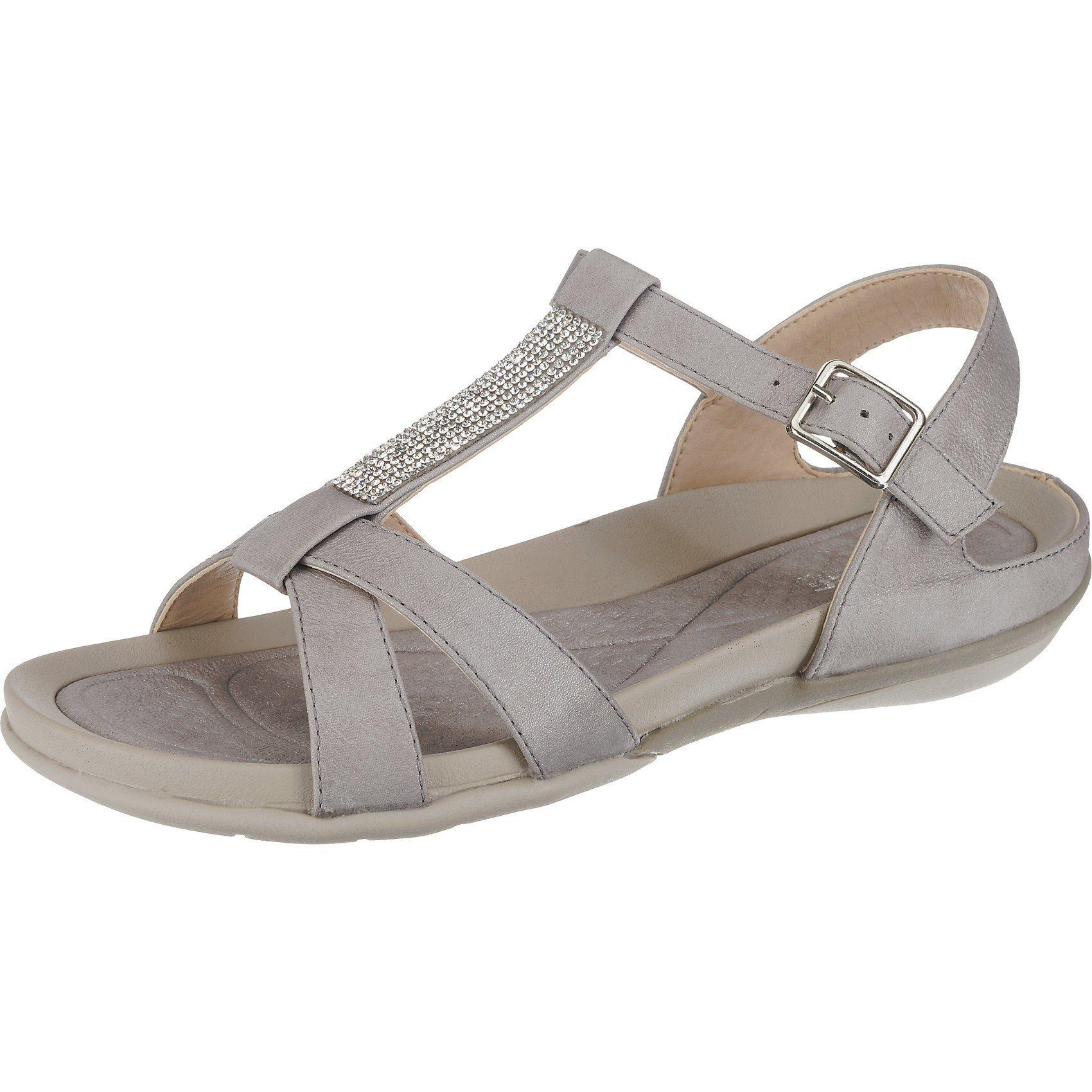 rieker Timisoara Klassische Sandaletten kaufen  grau