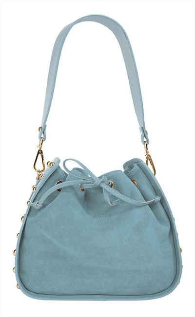 Кожаная сумка Cluty