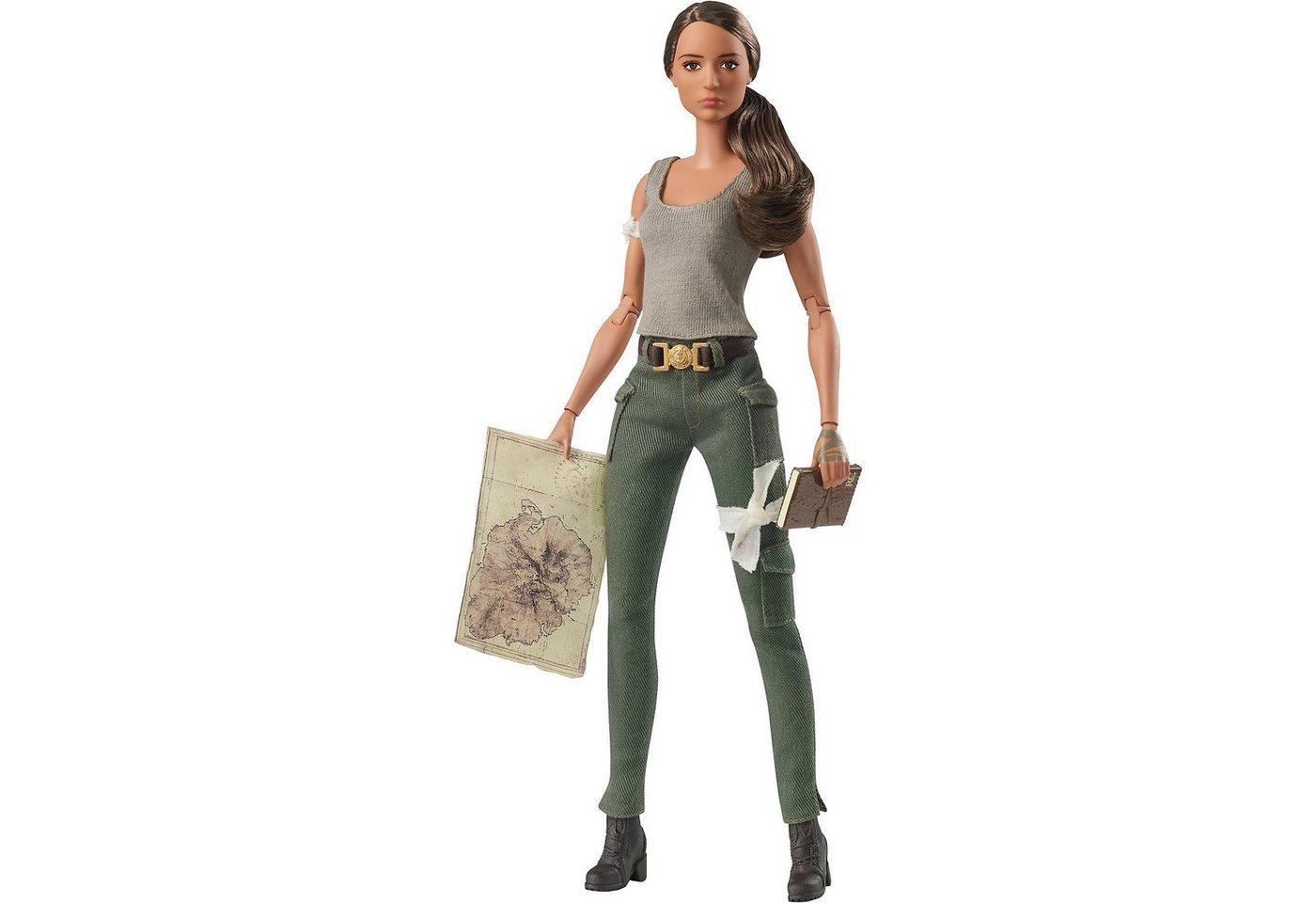 Mattel Barbie Signature Lara Croft Barbie Puppe - Preisvergleich