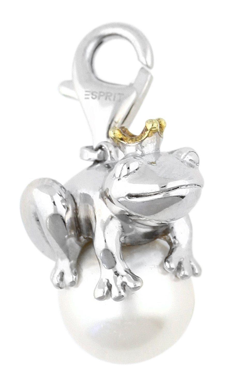 Esprit Charm-Einhänger »Frog King ESCH90998B000«