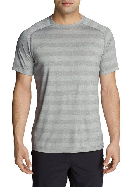 eddie bauer -  T-Shirt Resolution Shirt Kurzarm - geringelt
