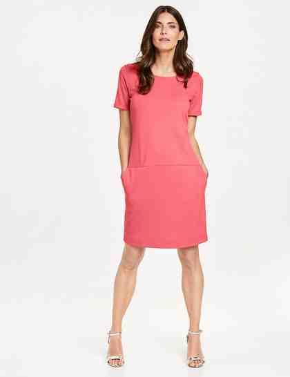 GERRY WEBER Kleid Gewirke »Kleid mit Cutouts«
