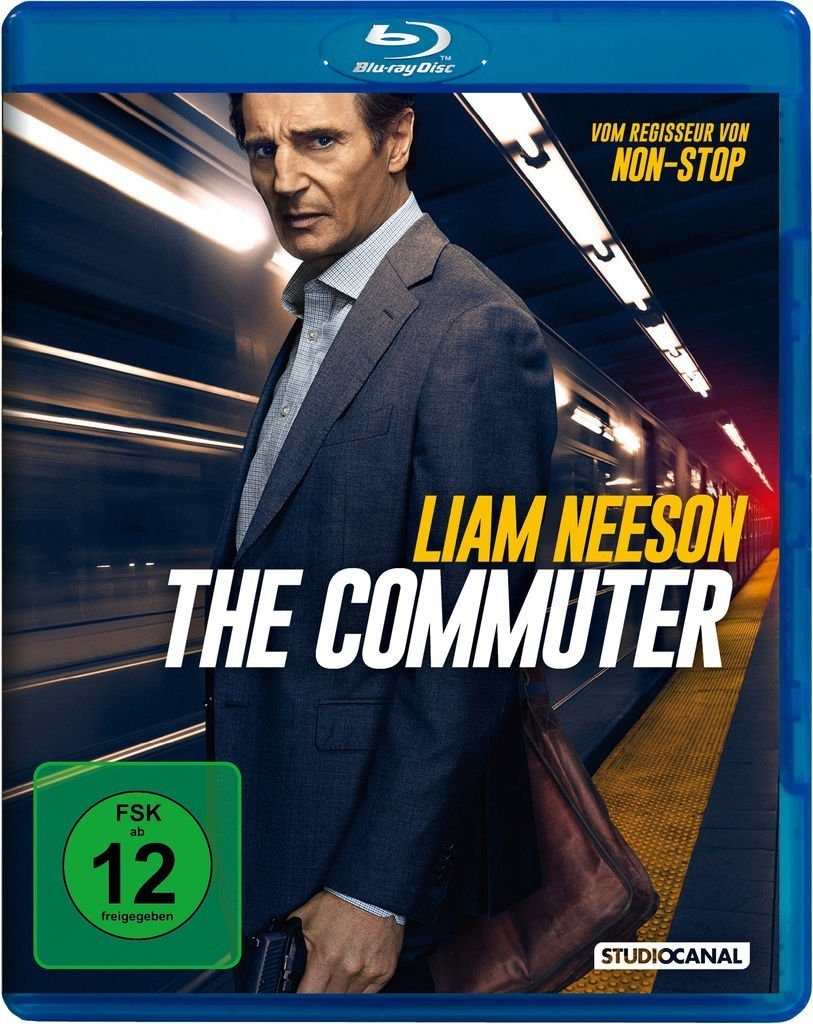 Studiocanal BLU-RAY Film »The Commuter«