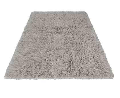 Flokati-Teppich »Lykos«, Guido Maria Kretschmer Home&Living, rechteckig, Höhe 90 mm, Naturbelassene Wolle