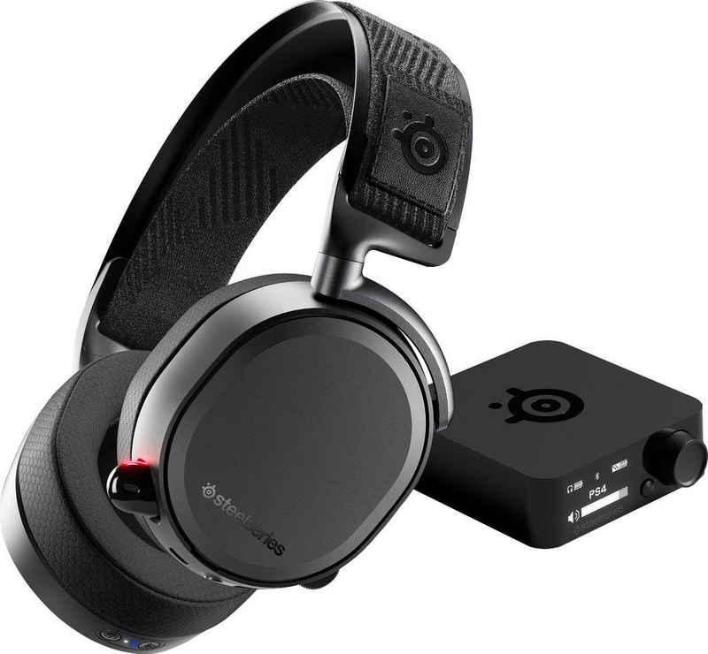 SteelSeries »Arctis Pro Wireless« Gaming-Headset (Hi-Res, WLAN (WiFi), Bluetooth)