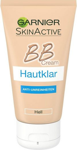 GARNIER BB-Creme »Hautklar 5in1 BB-Cream«, Hochwirksame All-In-One-Technologie