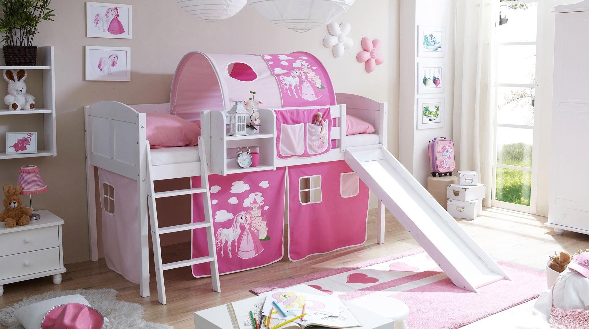 Etagenbett Für Mädchen : Kinderbett online kaufen für mädchen jungen otto