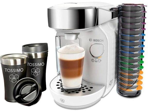tassimo kapselmaschine tassimo caddy tas7004 inkl 2 x travel mug im wert von 20 online kaufen. Black Bedroom Furniture Sets. Home Design Ideas