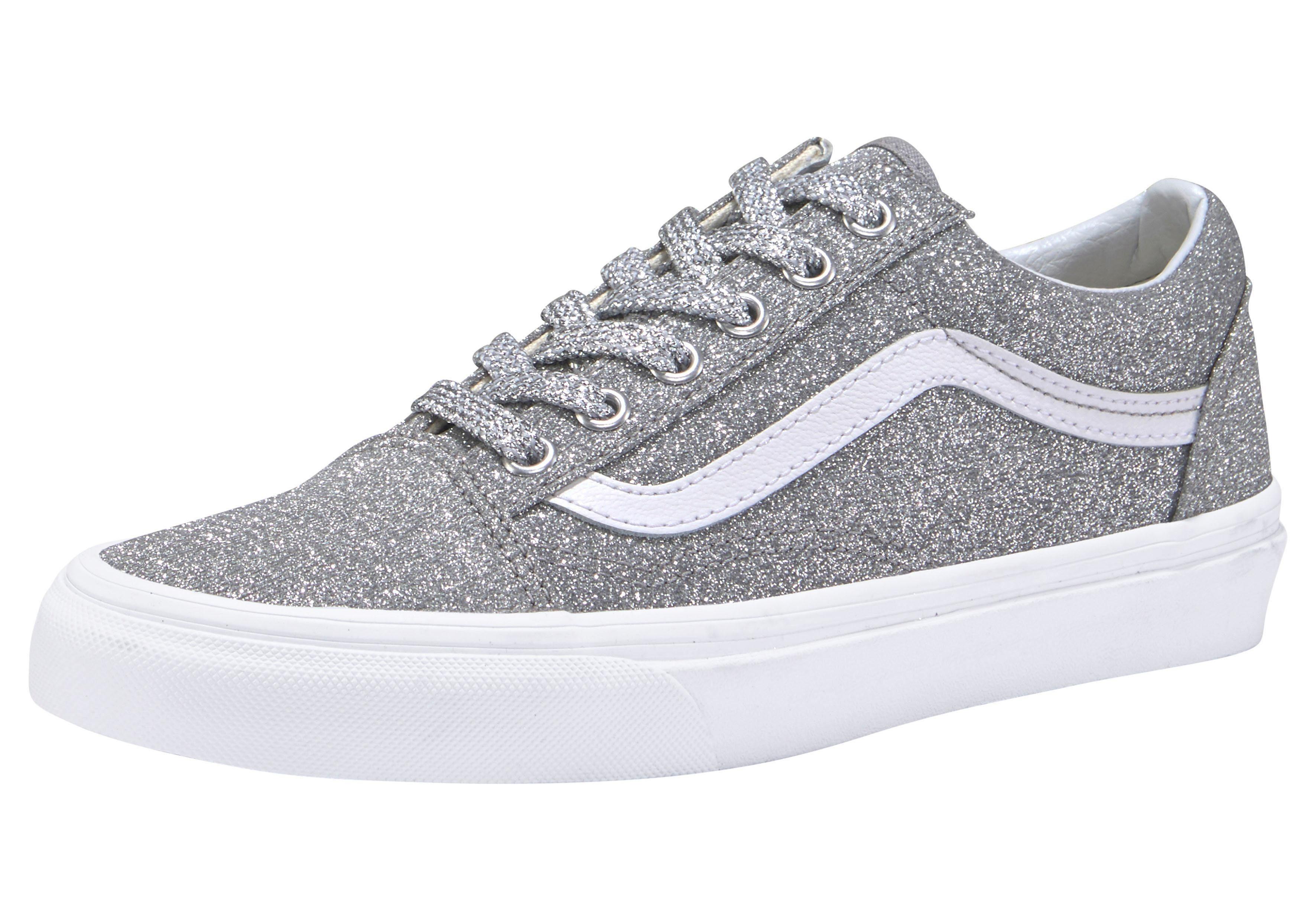 Vans Old Skool D Sneaker online kaufen  silberfarben