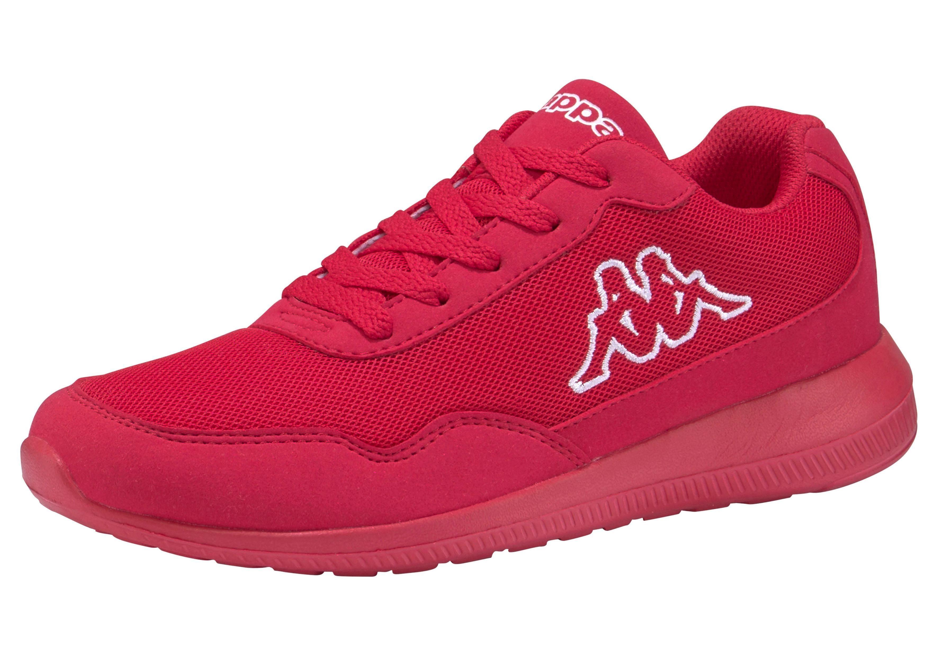 Kappa Follow Sneaker online kaufen  rot-weiß